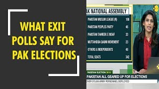 Gravitas: What exit polls say for Pak elections