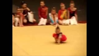 Художественная гимнастика - дети.