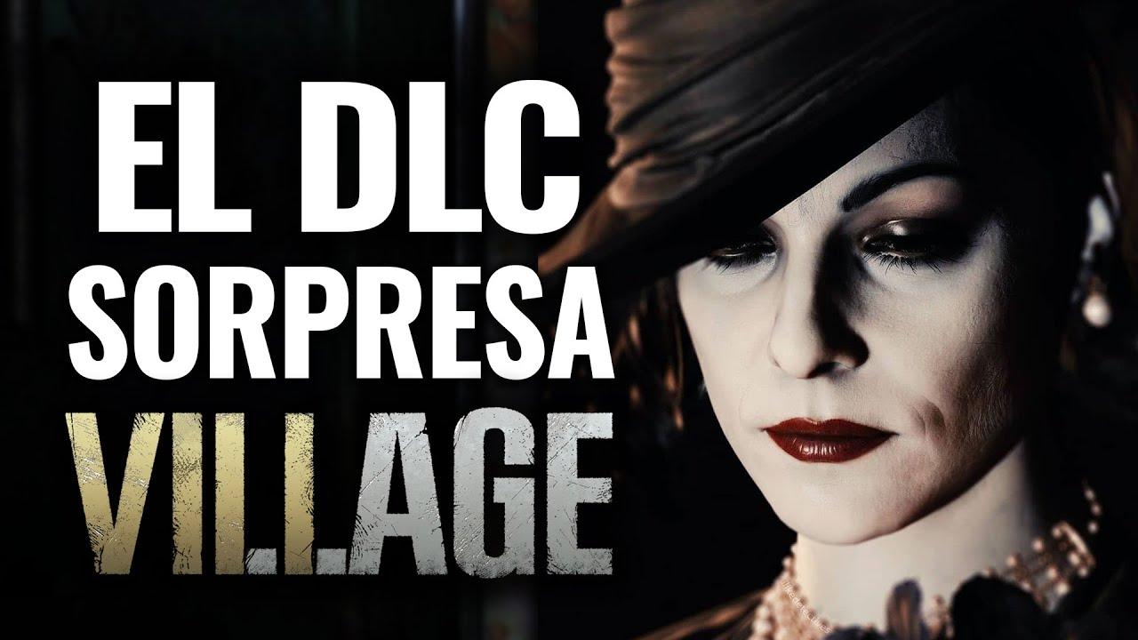 EL NUEVO DLC SORPRESA DE RESIDENT EVIL 8 VILLAGE