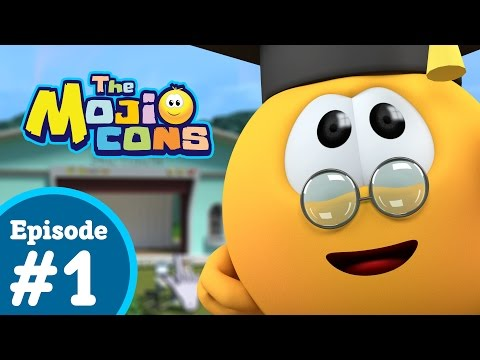 Mojicons Episode #1 | CARTOONS FOR KIDS | full episodes