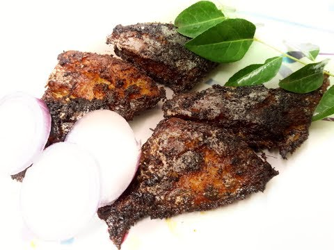 Butter Fish Fry|Indian Style|Cooking|Local