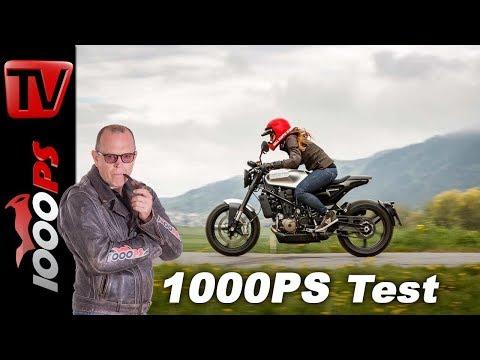 Husqvarna Vitpilen 701 - Retrobike 2018 Vergleich Teil 4 von 8
