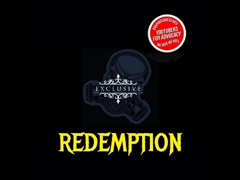 REDEMPTION RDA by ARMAGEDDON MFG EXCLUSIVE FIRST LOOK!!