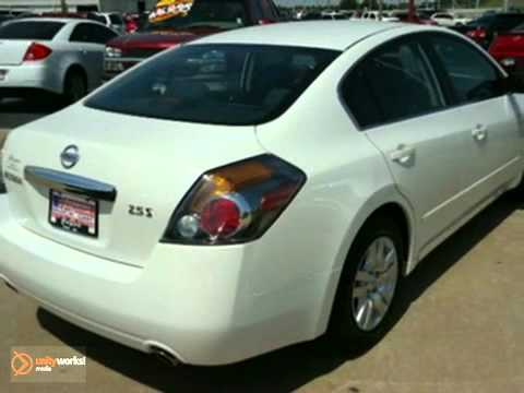 2010 Nissan Altima #2900X in Norman Oklahoma City, OK - SOLD