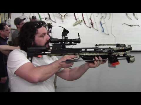 Free Archery Target vs. Crossbow! CHALLENGE ACCEPTED!!!!