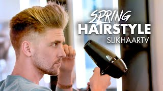 How To Style the PERFECT Quiff Hairstyle For Spring 2019