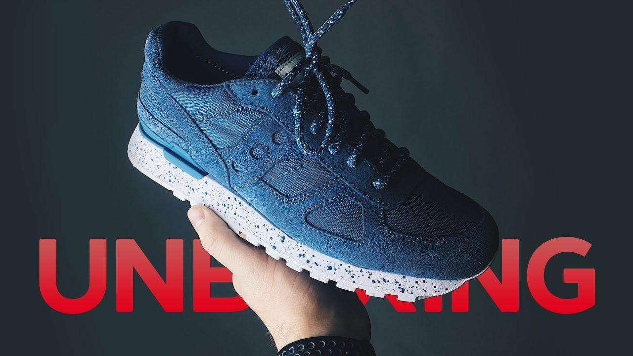 największa zniżka buty do biegania wiele modnych Unboxing и обзор Saucony Jazz Mono, Shadow Original Rip-Stop и Nike SB  Portmore