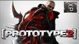 Die erste Stunde von: Prototype 2 [Deutsch/German & Bl!nd] + Trailer