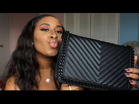 e02a1ea4467 Aldo Greenwald Handbag Haul What s In My Bag Tag