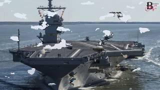 USS Gerald R.Ford con tàu không thể bị bắn hạ?