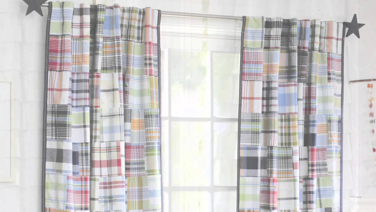 How To Install Curtains | Pottery Barn Kids   YouTube
