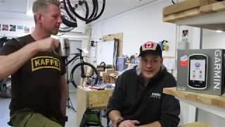 Episode 35 - Mountainbikes - teknikpaddlar och kaffe...
