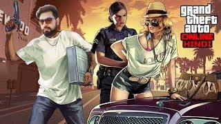 GTA 5 Online Gameplay  Part 3 | GTA 5 online PC Gameplay Ultra Settings | हिंदी में