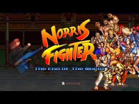 VG - Chuck Norris Vs Street Fighter