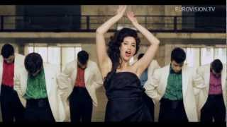 Nina Zilli - L'Amore È Femmina (Out Of Love) (Italy) 2012 Eurovision Song Contest New Video Clip
