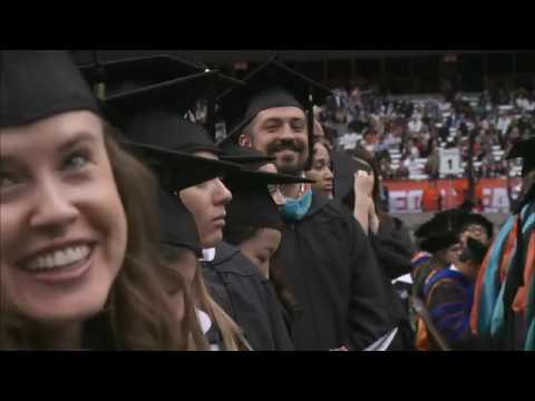 Syracuse University 162nd Commencement