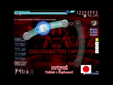[osu!] Top 25 Players of 2012