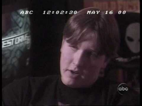 Chris Morris friend of Eric Harris and Dylan Klebold