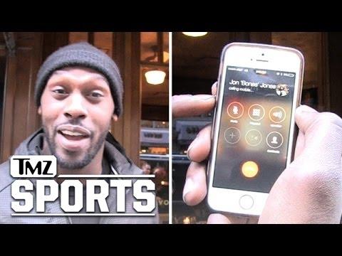 NFL's Chandler Jones -- Calls Out Jon Jones ... He's Scared To Fight Me!!! | TMZ Sports