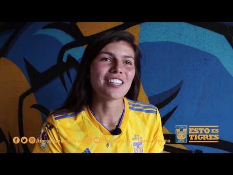 Tenemos nueva integrante en Tigres Femenil, conoce a Vanessa Flores.