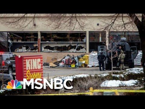 Rep. Joe Neguse: We're 'Heartbroken' Over Boulder Shooting | The 11th Hour | MSNBC