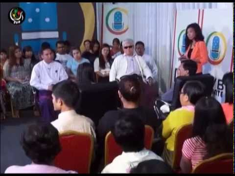 DVB -17-11-2014 How enabled are disabled in Burma?