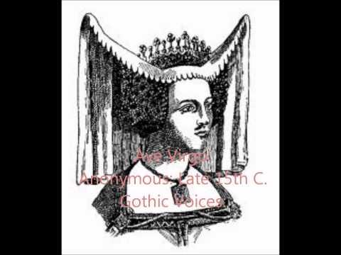 Ave Virgo  Gothic Voices