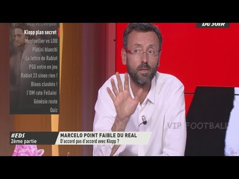 REAL vs LIVERPOOL, KLOPP PLAN SECRET, L'OM RATE FELLAINI, PLATINI BLANCHI, LETTRE DE RABIOT, GÉNÉSIO