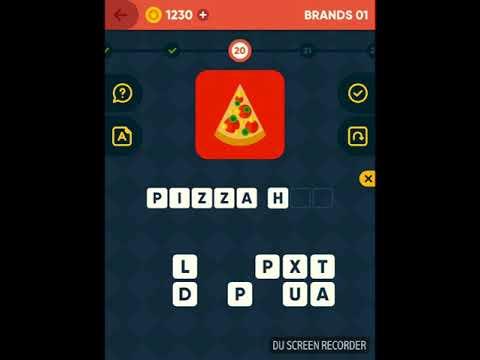 Icon Pop Quiz 2 - Brands 1 All Answer