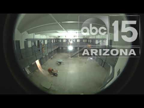 Unlocked and Unsafe: Leaked videos expose Arizona prison's