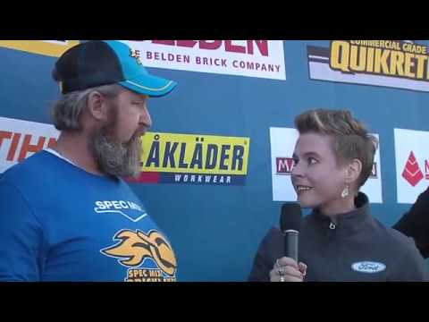 2020 SPEC MIX BRICKLAYER 500 Ford Truck Winner!