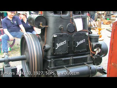 Stationärmotoren beim Bulldog Dampf & Diesel - 3/3 - Stationary Engine Rally