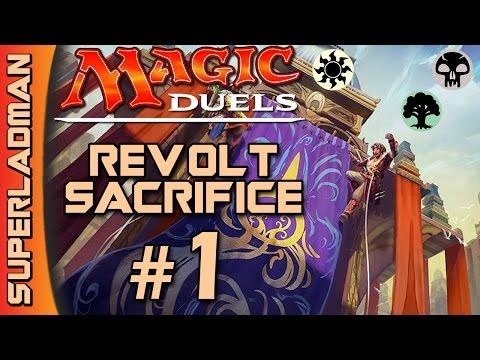 Magic Duels | Revolt Sacrifice #1
