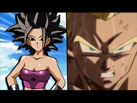 Dragonball Super Folge/Episode 88 Spoiler: Der Weibliche Saiyajin & Gohans Comeback!
