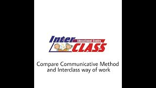 Compare Communicative Method