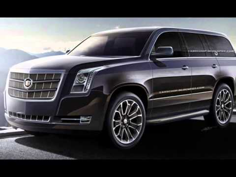 Next Generation 2014 Cadillac Escalade Rendering