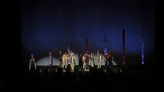 "Indonesian Flores traditional folk song ""Gemu Fa Mi Re"" (composed b..."