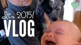Babies, Puppies and other Updates [VLOG]