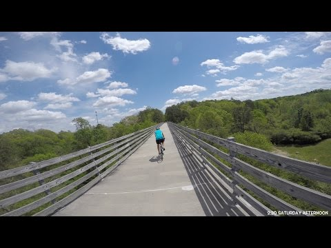 Silver Comet Trail: Bike Ride on Earth Day