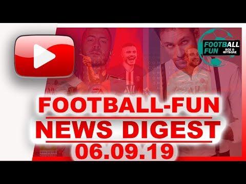 Новости футбола за неделю: что нового у Марадоны, Азара, Икарди и Неймара?
