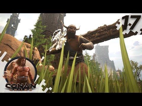 CONAN EXILES: THE FROZEN NORTH - Game Changer?! - EP17