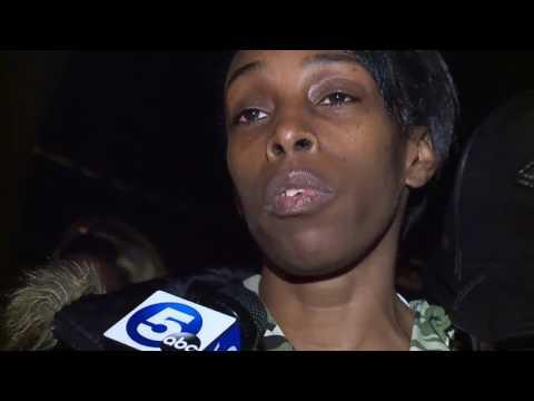 vigil for Cleveland man shot to death