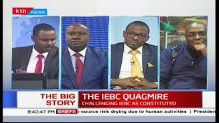 Advocates: Law doesn\'t allow IEBC commissioners to resume work after resignation | The Big Story