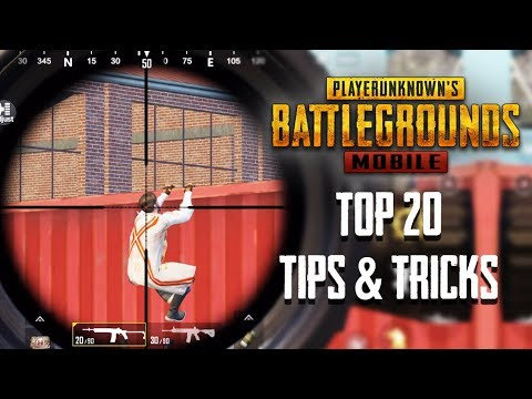 Top 20 Tips & Tricks In PUBG Mobile | Ultimate Guide To Become A Pro #11