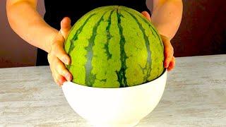 Summer Snack: 4 Refreshing Watermelon Recipes