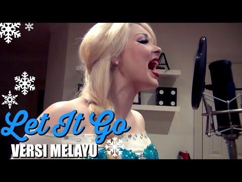 Bebaskan / Let It Go FROZEN (Malay Cover) - CASSIDY LA CREME (Marsha Milan Londoh) Bahasa Malaysia