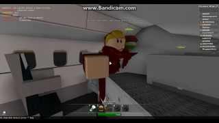 roblox (ancienne vidéo) qantas boeing 717 vol de première classe expiration (enregistré en 2014)