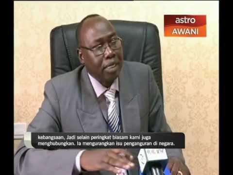 Peluang pekerjaan sektor Oil & Gas Sudan terbuka luas