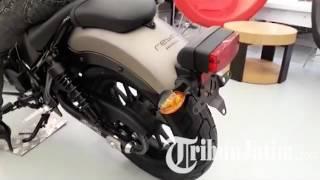 Honda CMX500 Rebel dipamerkan di Ciputra World Surabaya