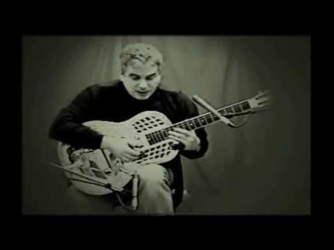 """Cross Road Blues"" Barry C Davison Delta Blues by Robert Johnson"